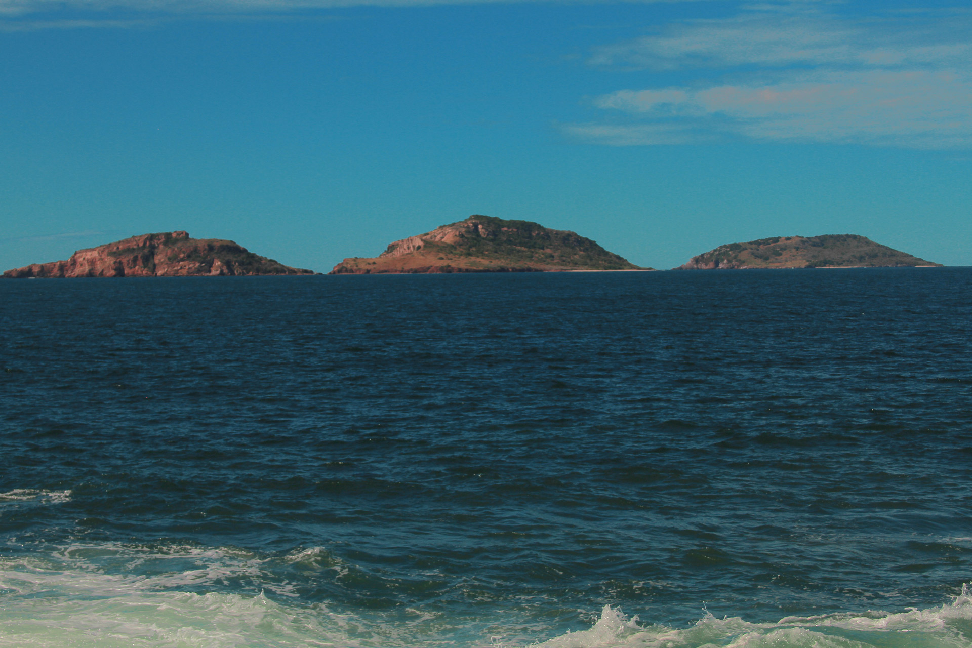 3 Islas de Mazatlán